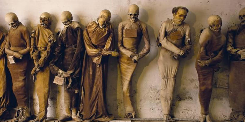 The Capuchin Catacombs | Get Ready To Visit The Dead