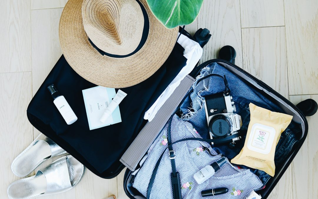 Essentials for Your Office Bag, Gym Bag and Carry-on
