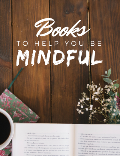 5 Books to Help You Be Mindful