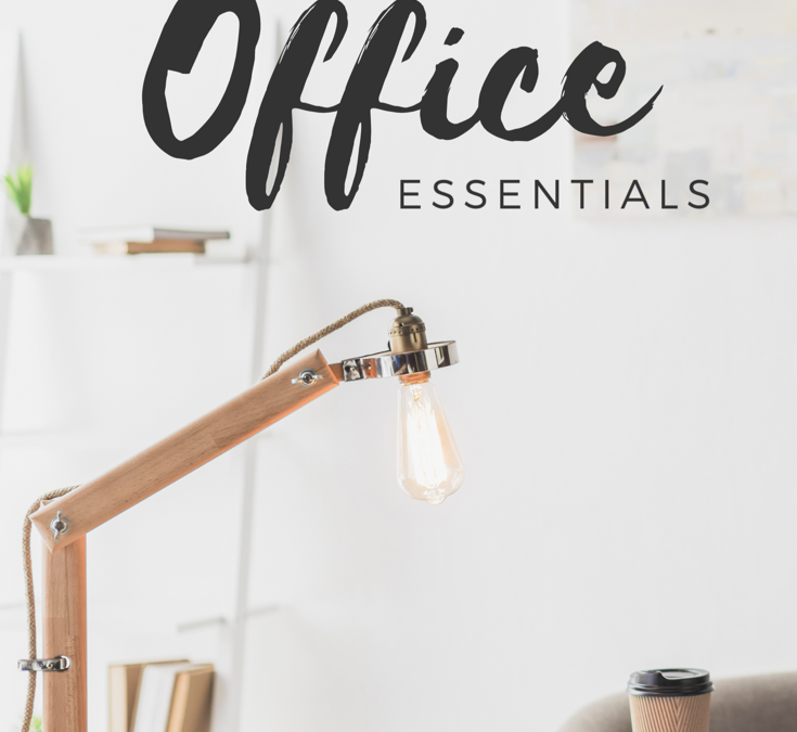 The Office Essentials You Need For Your Fab Home Office