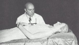 Eva Peron's Body