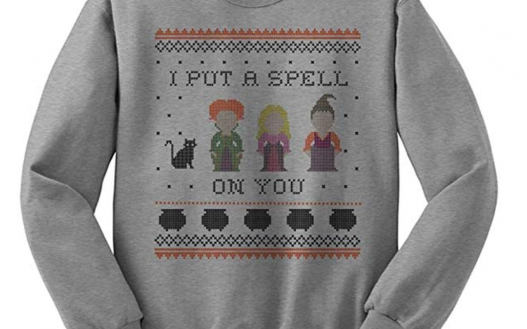 Ugly Halloween Sweaters Are A Thing… And You Can Get Them Here