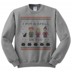 Ugly Halloween Sweaters Are A Thing... And You Can Get Them Here
