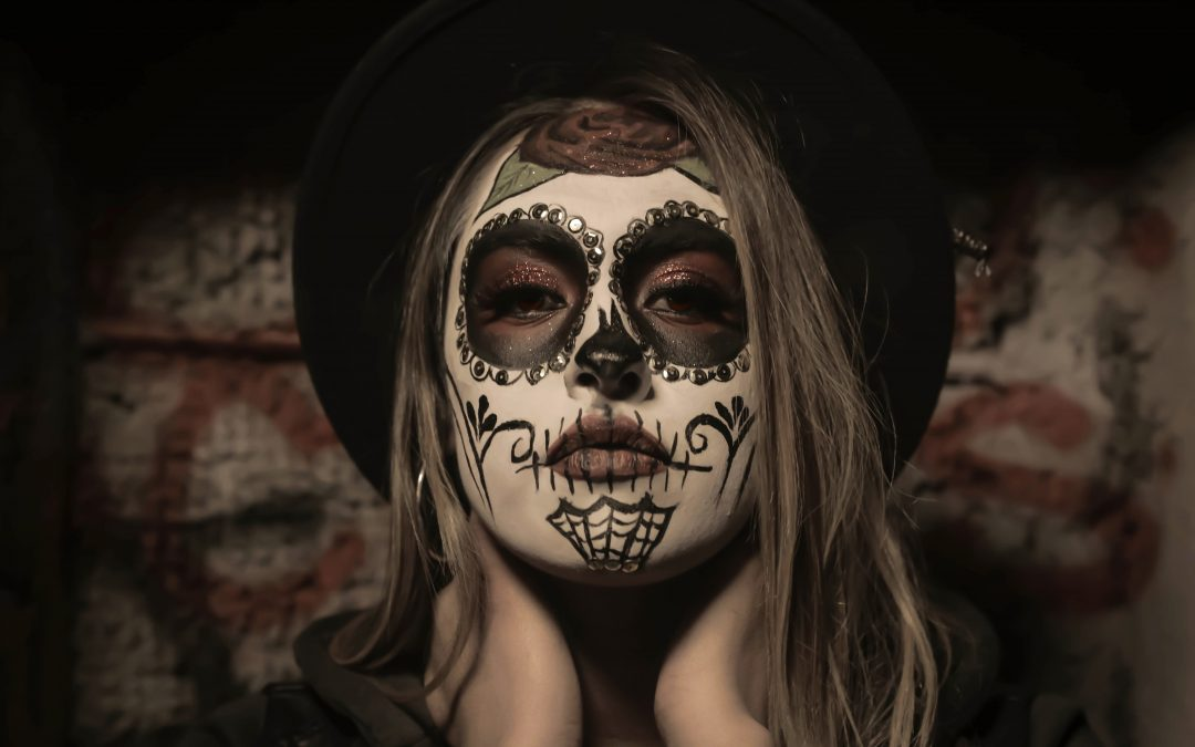 How To Keep Your Halloween Makeup From Sweating Off Your Face