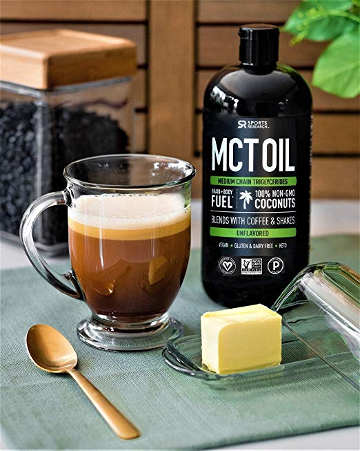 What Is MCT Oil And Why Should You Use It?