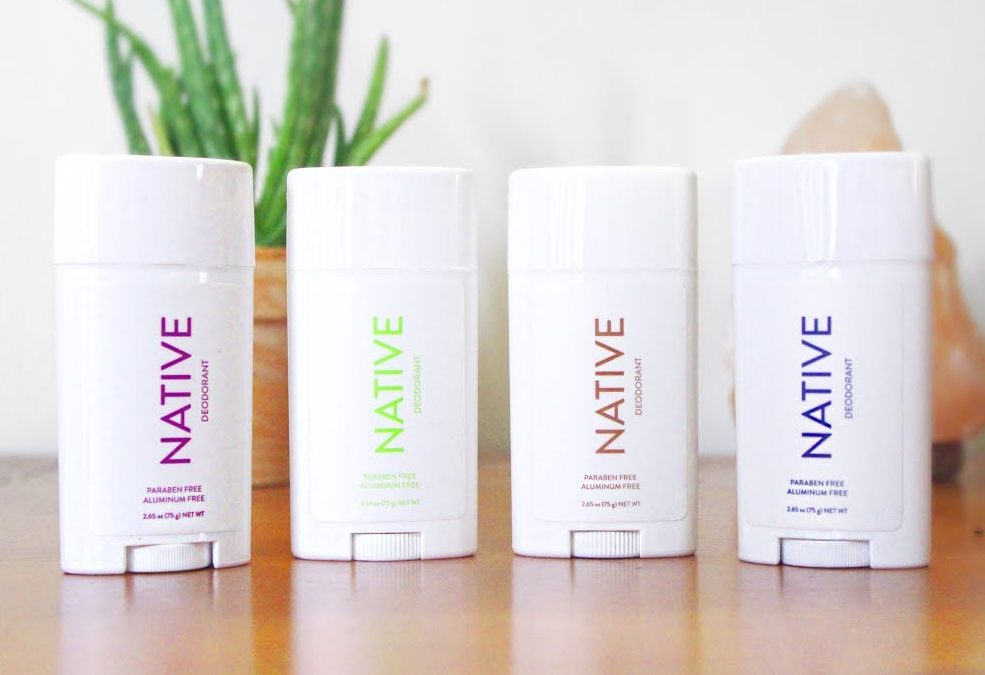 Native Deodorant: Here's What You Need To Know