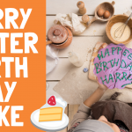 Harry Potter's Birthday Cake| Here's How To Make The Iconic Cake Given To Harry On His 11th Birthday